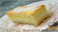 """Фото к рецепту: """"Умное"""" пирожное (или """"волшебный"""" пирог)"""