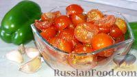 Фото к рецепту: Закуска из помидоров