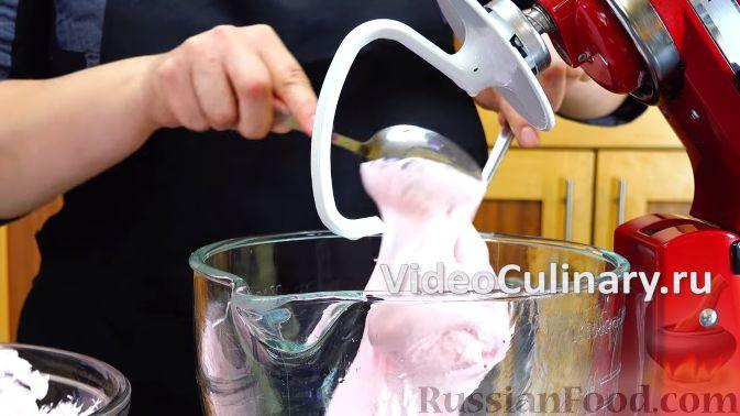Фото приготовления рецепта: Лимонный пирог на гречневой муке - шаг №10