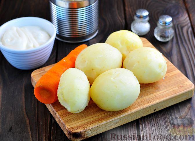 Фото приготовления рецепта: Гороховый суп - шаг №4