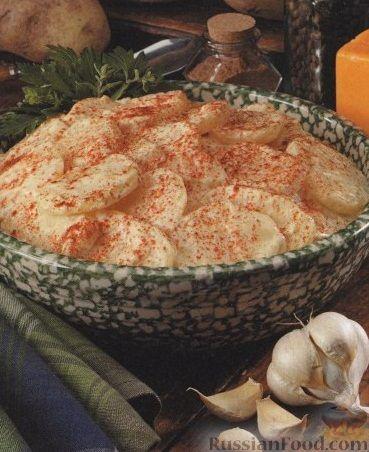 Рецепт Картофель, приготовленный в медленноварке