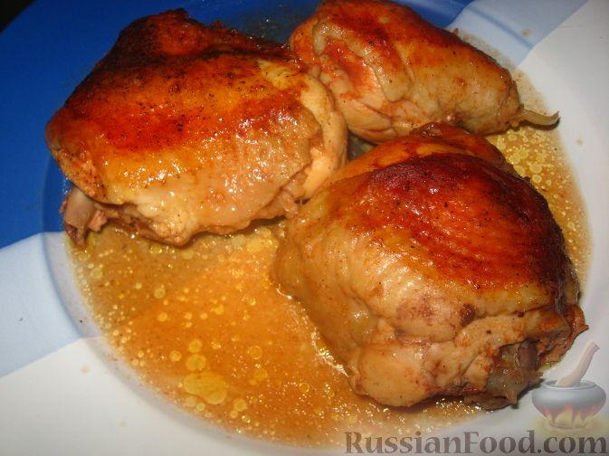 Курица в пиве пошаговый рецепт