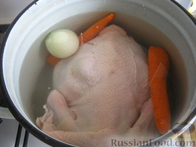рецепт крокетов из курицы