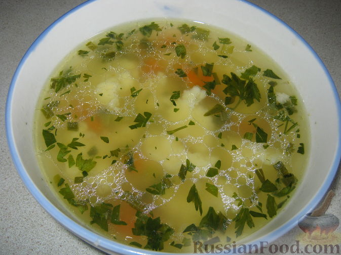 клёцки рецепт фото для супа