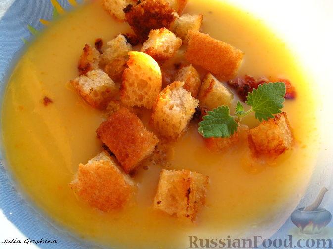 рецепт супов пюре с грибами