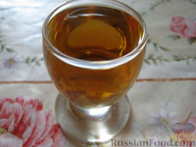 Рецепт Ореховая водка