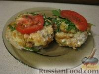 Фото приготовления рецепта: Кабачки жареные - шаг №4