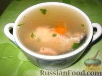 Фото к рецепту: Уха из семги
