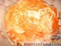 """Фото приготовления рецепта: Салат """"Слоеный"""" - шаг №3"""