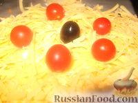 """Фото приготовления рецепта: Салат """"Слоеный"""" - шаг №7"""