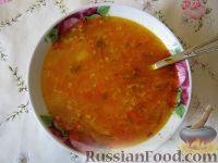 Фото к рецепту: Постный капустняк