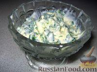 Фото к рецепту: Соус чесночный с зеленью