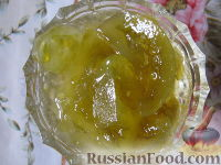Фото к рецепту: Варенье из зеленых помидоров