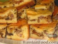 Фото к рецепту: Быстрый мясной пирог