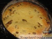 Фото приготовления рецепта: Быстрый мясной пирог - шаг №13