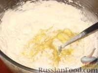 Фото приготовления рецепта: Быстрый мясной пирог - шаг №4