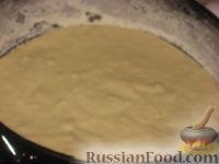 Фото приготовления рецепта: Быстрый мясной пирог - шаг №10