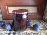 Фото к рецепту: Варенье из слив