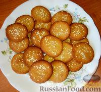 Фото к рецепту: Пряное печенье