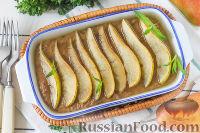 Фото к рецепту: Паштет из говяжьей печени, с грушами