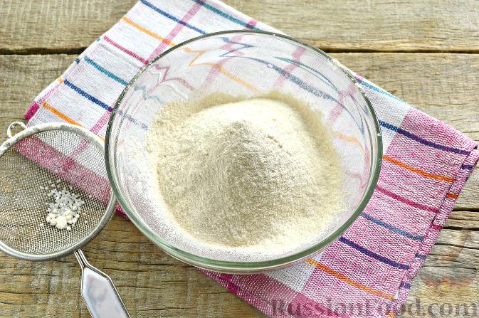 Фото приготовления рецепта: Конфеты с белым шоколадом, маком и лимонным курдом - шаг №16