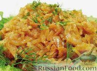 Фото к рецепту: Солянка с мясом и капустой (в казане)