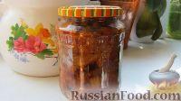 Фото к рецепту: Баклажаны в томатном соке (на зиму)