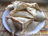 Фото к рецепту: Самса по-казахски