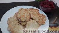 Фото к рецепту: Рубленые куриные котлеты