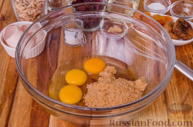 Фото приготовления рецепта: Тыквенные бискотти - шаг №5