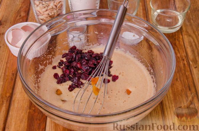 Фото приготовления рецепта: Тыквенные бискотти - шаг №9