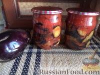 Фото к рецепту: Жареные баклажаны в томате