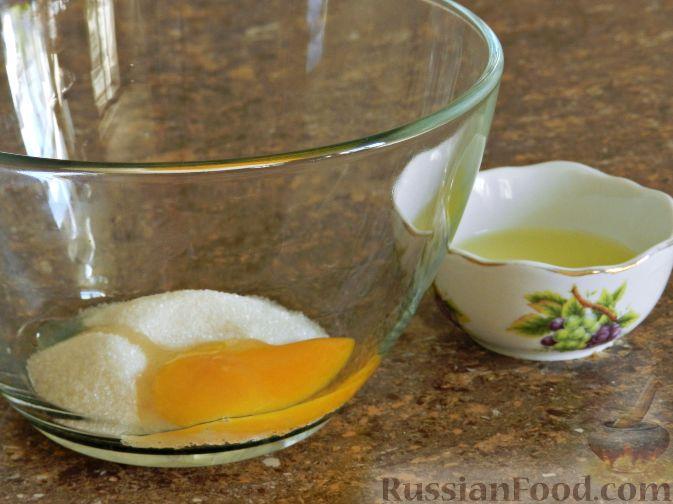 Фото приготовления рецепта: Печенье с орехами и джемом - шаг №2