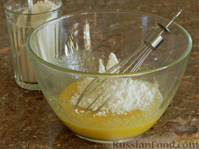 Фото приготовления рецепта: Запечённый минтай с имбирем и паприкой (в духовке) - шаг №9