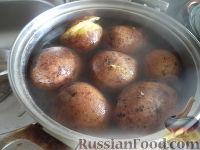 Фото приготовления рецепта: Зразы картофельные с ливером - шаг №2