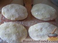 Фото приготовления рецепта: Зразы картофельные с ливером - шаг №9
