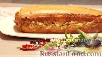 Фото к рецепту: Заливной пирог с капустой