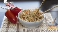 Фото к рецепту: Кальмары по-китайски