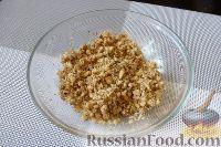 Фото приготовления рецепта: Песочное печенье с джемом и орехами - шаг №3