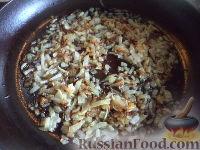 Фото приготовления рецепта: Быстрые пирожки из лаваша с мясом - шаг №4