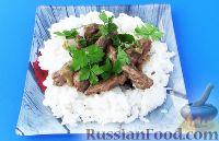 Фото к рецепту: Азу по-татарски (на сковороде)