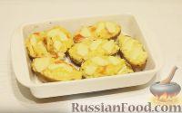 Фото к рецепту: Дважды запечённый картофель