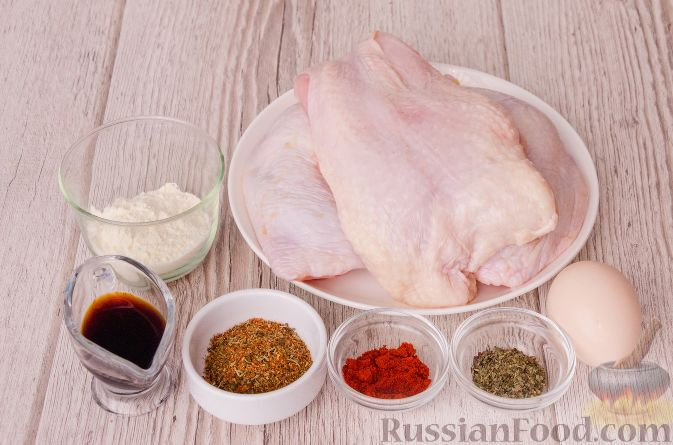 ветчина из курицы в домашних условиях рецепт с фото