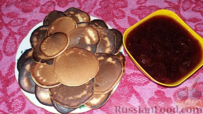 Фото приготовления рецепта: Шоколадный пирог из фасоли (без муки) - шаг №5