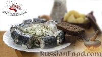 Фото к рецепту: Засолка скумбрии (два способа: сагудай и засол в морозилке)