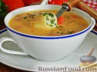 Фото к рецепту: Суп из трески, со сливками