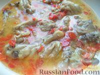 Фото к рецепту: Чахохбили (Кавказское блюдо из курицы или утки)