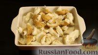 Фото приготовления рецепта: Имбирный хлебный пудинг с тыквой - шаг №5