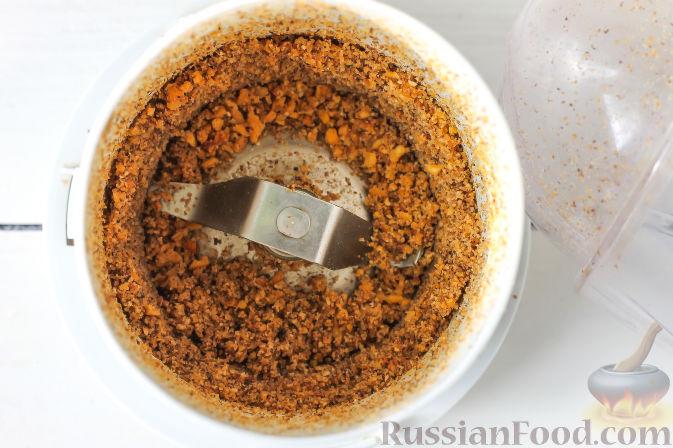 """Фото приготовления рецепта: Виноград в сырной """"шубке"""" - шаг №3"""