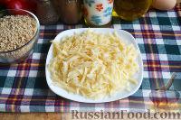 Фото приготовления рецепта: Запеканка с овощами, колбасой и гречневыми хлопьями - шаг №2